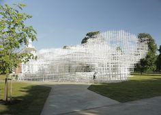 Serpentine Gallery Pavilion 2013 di Sou Fujimoto   ARC ART by Daniele Drigo