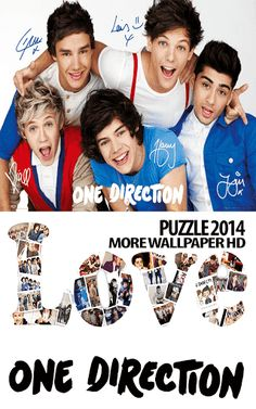 Get This One Direction Puzzle 2014 for Download now and Free !!!<br>Welcome and Enjoy Playing this game One Direction Puzzle 2014<p>*More Pictures Wallpaper HD One Direction<br>*You can have all these HD Wallpapers when it has completed this Puzzle<br>*Play the games with music One Direction<p>One Direction (commonly initialised as 1D) are an English-Irish pop boy band based in London, <br>consisting of Niall Horan, Zayn Malik, Liam Payne, Harry Styles and Louis Tomlinson. <p>History<br>1…