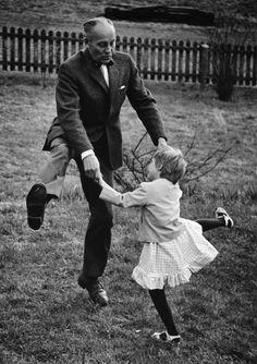 Dancing, 1959, Sweden.