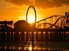 11 New Amusement Park Rides for Summer 2012 includes the new Pleasure Pier on Galveston Island! Via @Conde Nast Traveler