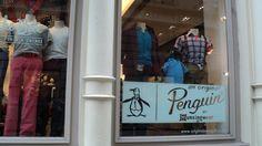 Penguin Storefront