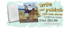 They have fundraising opportunities!! Scribblitt - Make Your Own Book - Kids Self Publishing