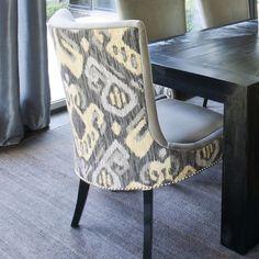 Venus Dining Chair - Granite - https://www.iometro.com/furniture/dining-room/dining-chairs/venus-dining-chair-granite