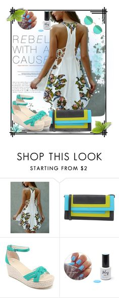 """summer fashion #21"" by jaca-dramalija ❤ liked on Polyvore featuring Michael Kors and rosegal"