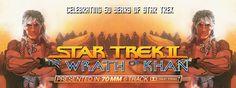 Wrath of Khan, Thursday September Star Trek Ii, September 8, Prince Charles, Thursday, Cinema, Events, London, Stars, Movies