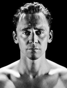Tom Hiddleston | by Phil Sharp