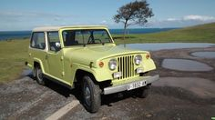 Jeepster Commando - Photo submitted by Asier Rey.