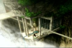 Underground air temple, Avatar the Last Airbender Sky People, Legend Of Korra, Environmental Art, Avatar The Last Airbender, Garden Bridge, Decoration, Westerns, Beautiful Homes, Fantasy Art