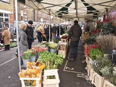 Sunday January, Columbia Road flower market was very quiet. All Over The World, Around The Worlds, Columbia Road Flower Market, London Fields, Flowers For Sale, London Calling, Greatest Adventure, Commercial Photography, Cool Places To Visit