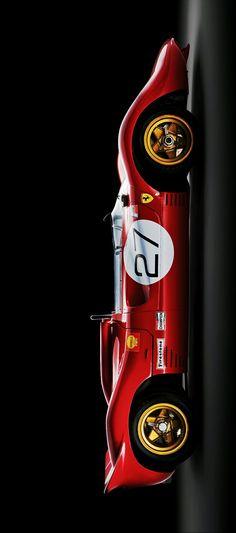 (°!°) 1967 Ferrari 350 Can-Am Racecar