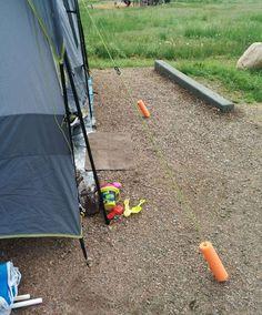 Hacks piquet de tente de camping