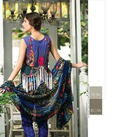 LSM Charlotte Exclusive Eid Collection EC-3A