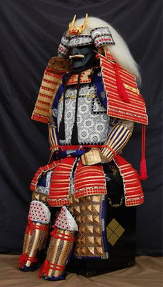 Daimyo Takeda Shingen (The Tiger of Kai) was known for his martial prowess and prestige on the battlefield in the late Sengoku period of Japan. This authentic reproduction of Takeda Shingen's armor is the result of over 152 hand crafted, man hours of the finest materials and skilled crafts men of the Fenglin armory.