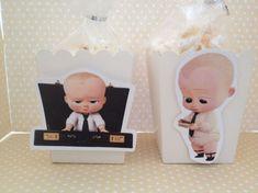 Palomitas de maíz Baby Boss o cajas a Favor  juego de 10