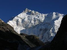 """Kangchenjunga is the third highest mountain in the world, with an elevation of 8,586 m (28,169 ft) and located along the India-Nepal border in the Himalayas. Kangchenjunga is also the name of the surrounding section of the Himalayas and means """"The Five Treasures of Snows"""", as it contains five peaks, four of them over 8,450 m (27,720 ft). The treasures represent the five repositories of God, which are gold, silver, gems, grain, and holy books. Source…"""