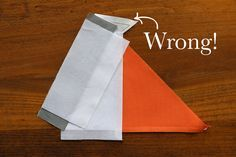 Paper Piecing Tip OMGsh! This is the BEST paper piecing trick I've ever learned! A way to never miss covering a complete piecing section with fabric again! Quilting Tips, Quilting Tutorials, Quilting Projects, Quilting Designs, Art Quilting, Sewing Projects, Sewing Blogs, Sewing Hacks, Sewing Tips
