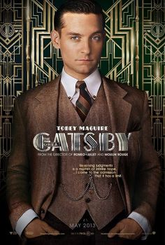 Baz Luhrman's THE GREAT GATSBY releases a slew of character posters to whet your whistles and gnash your fangs on. THE GREAT GATSBY – if I have to give you a synopsis about this stor… Jay Gatsby, Gatsby Man, Gatsby Style, Gatsby Theme, 1920s Style, Flapper Style, The Great Gatsby Characters, The Great Gatsby Movie, Great Gatsby Fashion