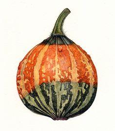 RACHEL PEDDER-SMITH Small gourd (7 cm x  9.5 cm)