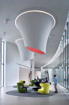 Alcatel-Lucent – Milano Headquarters