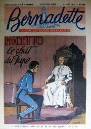 Un destin de chat prestigieux adopté par un Pape puis par Chateaubriand