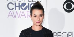 TREND ALERT! ..................... Best Makeup, Hairstyle, Beauty Looks From Last Night's People's Choice Awards 2016  .................see pics below ....> Lea Michele