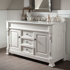 """Stockbridge 60"""" Single Bathroom Vanity Set"""