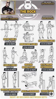 perfect workout plan