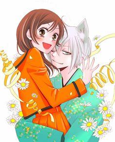 Kamisama Hajimemashita (神様はじめました) - Tomoe x Nanami (TomoNana) (巴奈々)