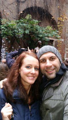 Engagement in Verona...