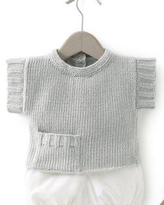 Vest Knitted Boys and Girls Baby Sweater, Vest Cardigan Patterns Knitted Boys and Girls Baby Sweater, Vest Cardigan Patterns Welcome to the knitting vest models gallery. We have created beautiful male baby vest m. Baby Sweater Patterns, Cardigan Pattern, Baby Knitting Patterns, Baby Cardigan, Baby Pullover Muster, Crochet Girls, Boys Sweaters, Boy Fashion, Couture