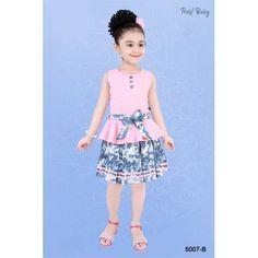 Girls Frocks, Frocks And Gowns, Girls Dresses Online, Baby Skirt, Tops Online, Girl Online, Online Dress Shopping, Long Tops, Uae