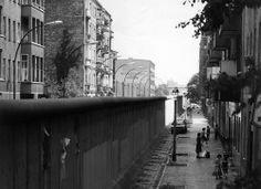 Berliner Mauer 1985