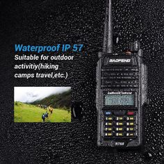 >> Click to Buy << Professional Walkie Talkie Waterproof  IP67 CB Ham Radio  R760 two way radio long range police equipment radio portable #Affiliate