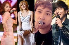 Dasom, Lee Hongki, Nicole and YongHwa to host the 27th Golden Disk Award ~ Latest K-pop News - K-pop News   Daily K Pop News