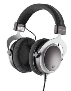 Beyerdynamic (Professional) Over-the-Ear. - Beyerdynamic (Professional) Over-the-Ear Headphone The fully metal sound transducers with powerful neodymium annular magnet ensure maximum performance and high fidelity. The closed design. Best Cheap Headphones, High End Headphones, Best Noise Cancelling Headphones, Audiophile Headphones, Wireless Headphones, Skullcandy Headphones, Tesla Technology, Best Gaming Headset, Headphone With Mic