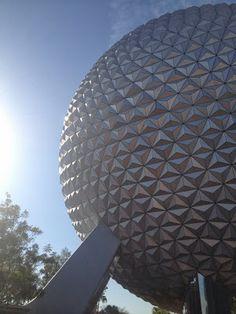 Spaceship Earth - Epcot - Walt Disney World
