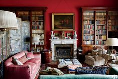 Ireland's Historic Birr Castle Receives a Chic Makeover Photos   Architectural Digest