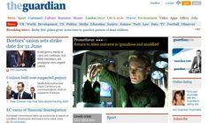 The Guardian, un medio que no teme que sus periodistas enlacen a la competencia.