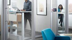 Walkstation Treadmill Desk for Office Wellbeing - Steelcase
