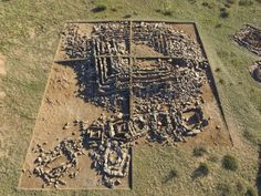 Archaeologists from Karagandy State University found a pyramid located in the Kazakhstan steppes they think could be even older than the pyramids in Egypt.