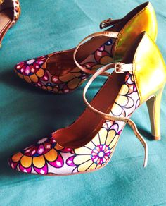 99373523c4d7 Floral Cristofoli brazilian Cristofoli shoes heels  shoes  colorful  print   accessories  fashion