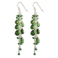 Earrings - Ivy Sparkle Earrings - Arhaus Jewels