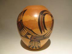175 Best Hopi Pottery Images Native American Pottery Native