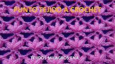 TEJIDOS MILAGROS ENA Crochet Stitches, Crochet Hats, Blackwork, Finger Knitting, Crochet Videos, Diy And Crafts, Models, Blanket, Blog