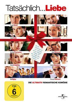 Tatsächlich...Liebe: Amazon.de: Hugh Grant, Keira Knightley, Colin Firth, Emma Thompson, Alan Rickman, Liam Neeson, Rowan Atkinson, Bill Nighy, Gregor Fisher, Kris Marshall: DVD & Blu-ray