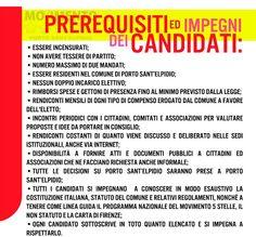Movimento 5 Stelle Porto Sant'Elpidio: iLProGRamMa
