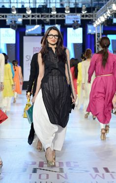 The Working Woman at 6th PFDC Sunsilk Fashion Week 2013