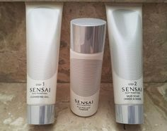 My 2+1 Step Cleansing Routine, by Sensai © beautyworkshop.gr