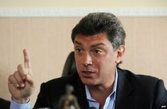 Russia opposition politician Boris Nemtsov shot dead. Something is going on in Russia.
