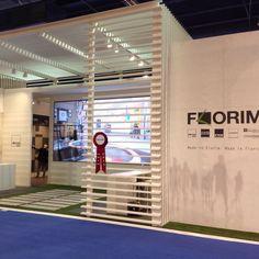 Florim, the best in show! Thanks to #coverings2014 ! #coverings #lasvegas #vegas #nevada #florim #florimceramiche #tile #tiles #wall #floor #piastrelle #ceramica #ceramics #italian #style #usa #ceramic #nevada #international #architecture #design #interiordesign #architect